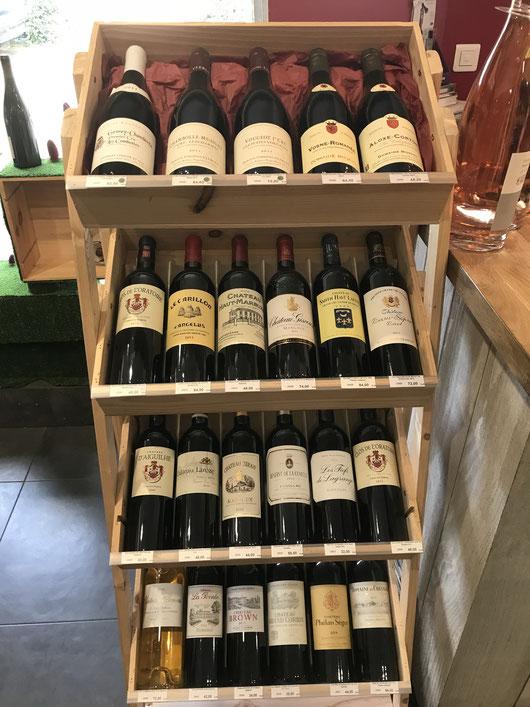 Du vin au spiritueux - La Cave à vin du Teich