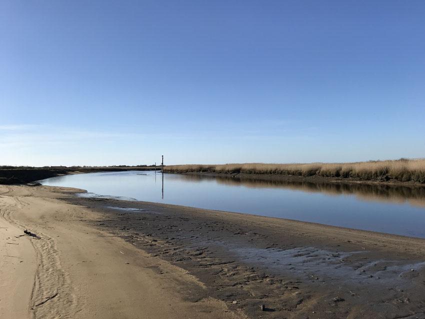 Déconnexion sur le sentier du littoral • Actualités
