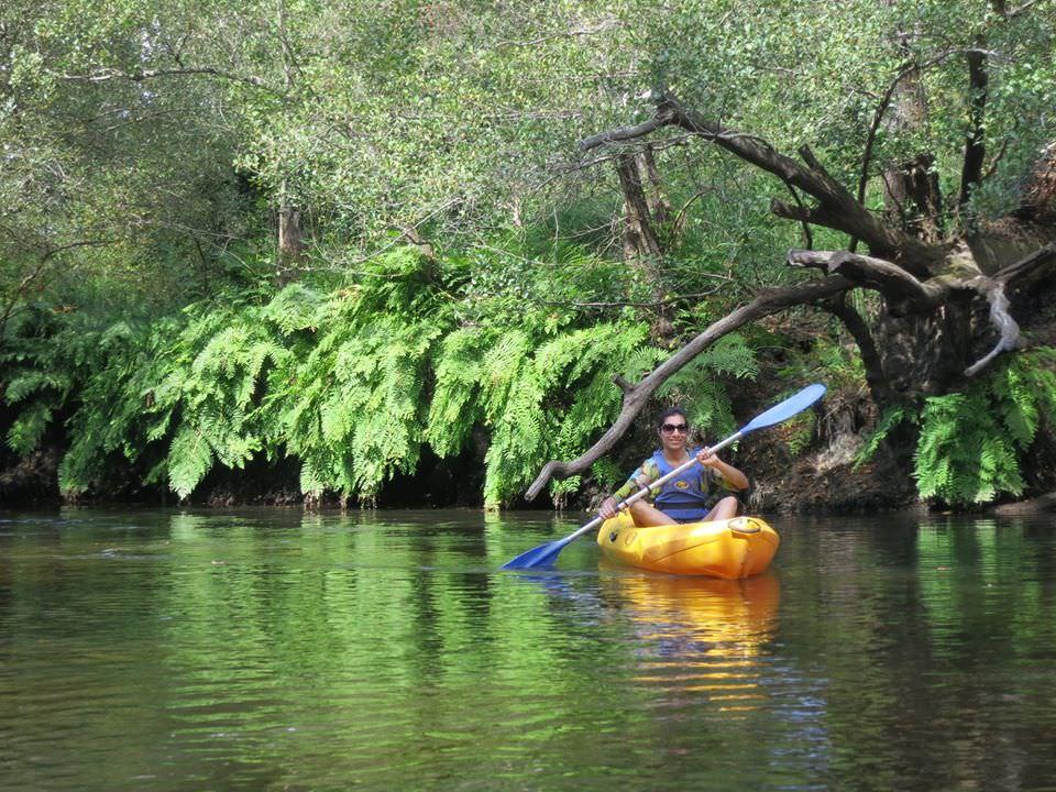 Amazone canoe