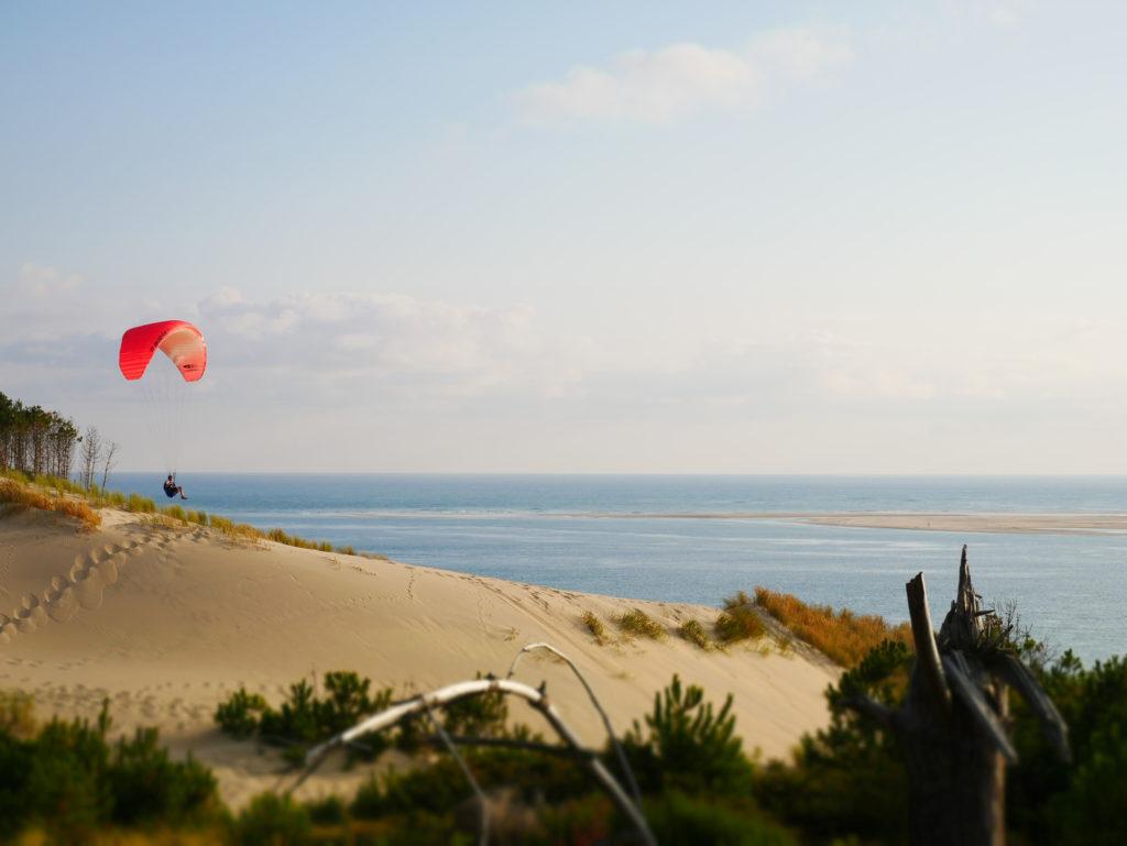 Dune du Pilat - Petit nice Favier