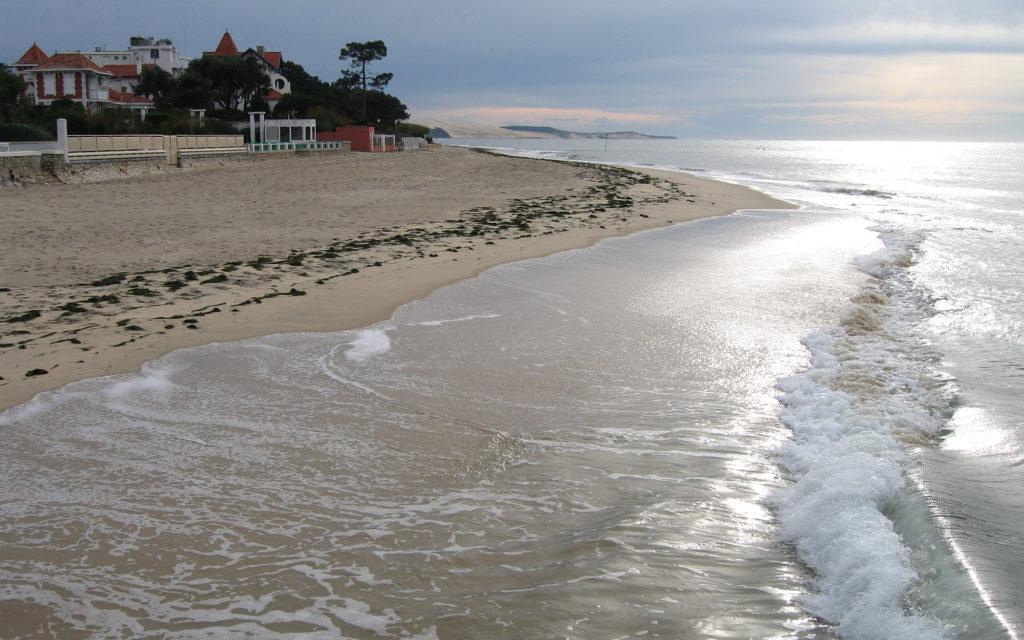 Partez à la découverte des plages océanes et grands lacs ! plage le moulleau