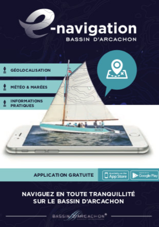 Applications mobiles e-navigation