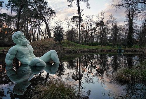 foret art contemporain